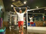 シュワルツ浅井、筋肉を維持する