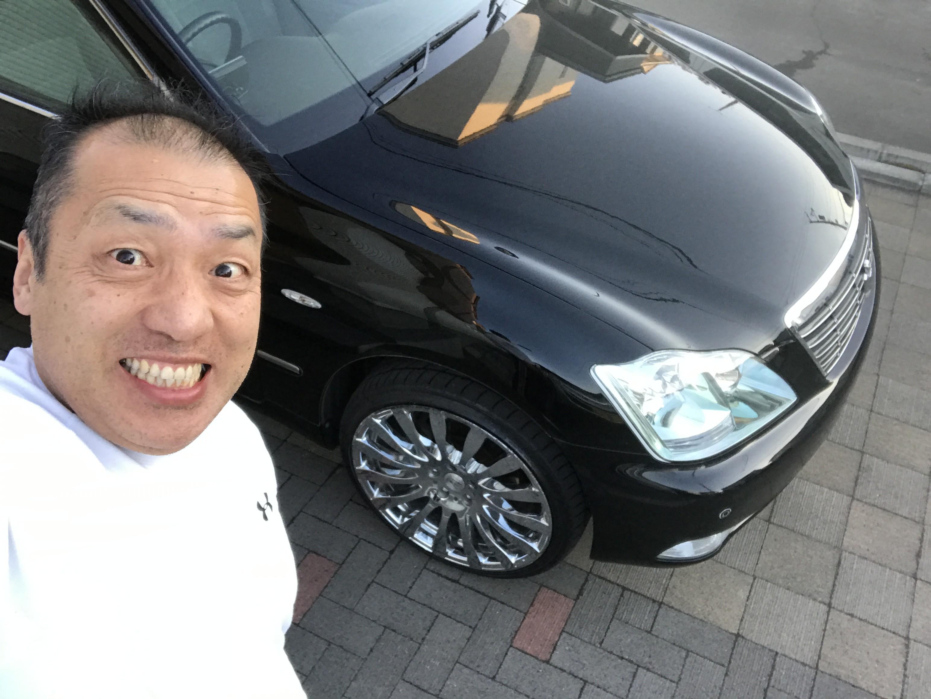シュワルツ浅井、タイヤ交換